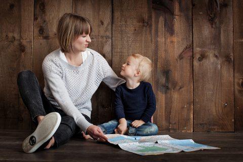 הקשבה אמפתית אמא וילד